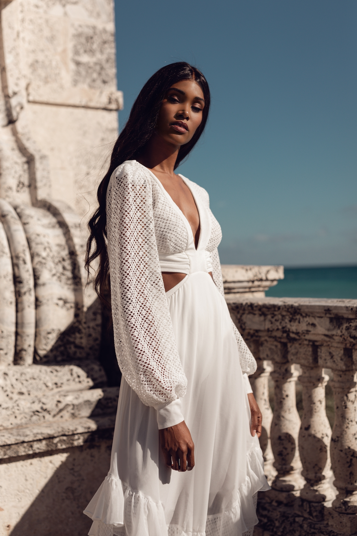Bridal beachwear styles for 2021