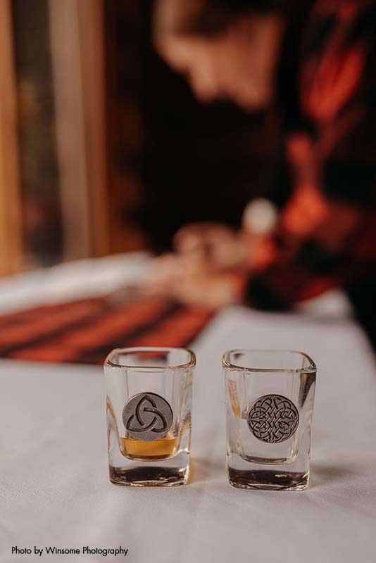 Irish Shot Glasses
